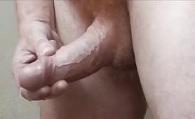 Mein neunundvierzigster Orgasmus Orgasm 49th - I wank and cum - Ich befriedige mich selbst und spritze ab
